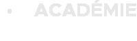 Logo blanc Académie Martial
